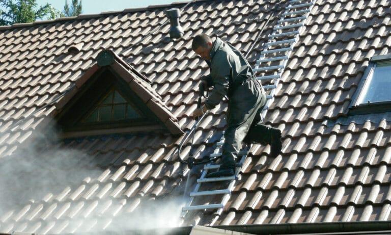 GST Rénovation - Nettoyage de toiture