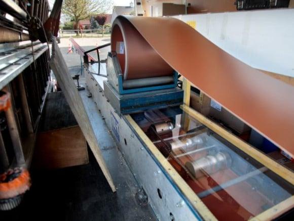 Rénovation des dessous de toit pvc et gouttières aluminium