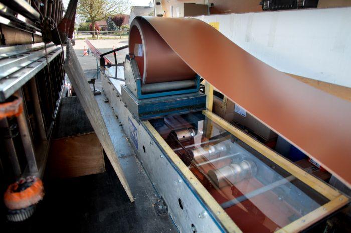 GST Rénovation - Fabrication de la gouttière sur-mesure