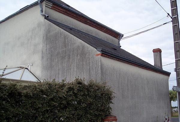 GST Rénovation - Ravalement façade Maison loiret 45