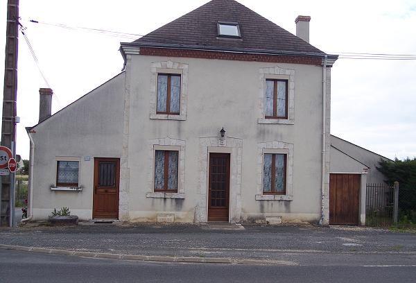 GST Rénovation - Ravalement façade Maison 45 avant