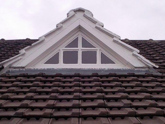 GST Rénovation - Fenêtre lucarne bois