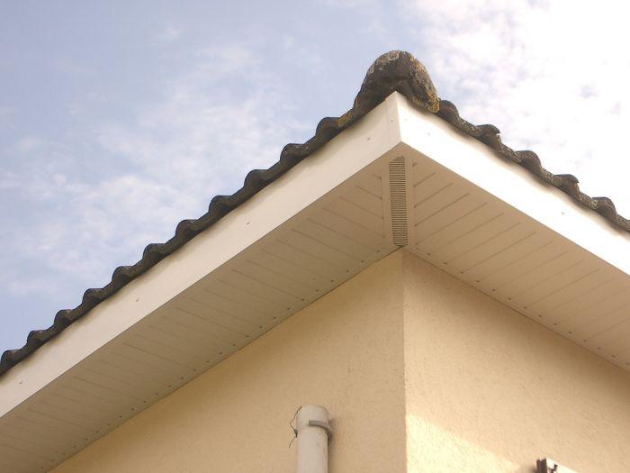 GST Rénovation - Rénovation dessous de toit angle