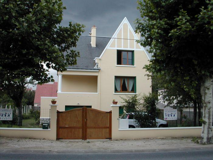GST Rénovation - Ravalement façade Maison Eur-et-Loir 5