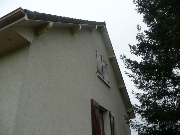 Rénovation des dessous de toit en PVC