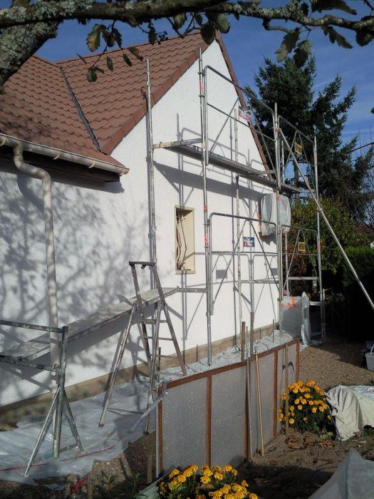 GST Rénovation - Ravalement façade maison Loiret 4