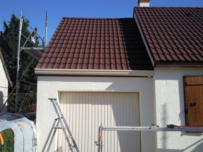 GST Rénovation - Ravalement façade maison Loiret 7