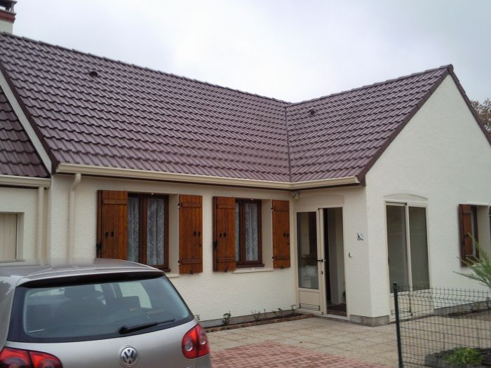 GST Rénovation - Ravalement façade maison Loiret 8
