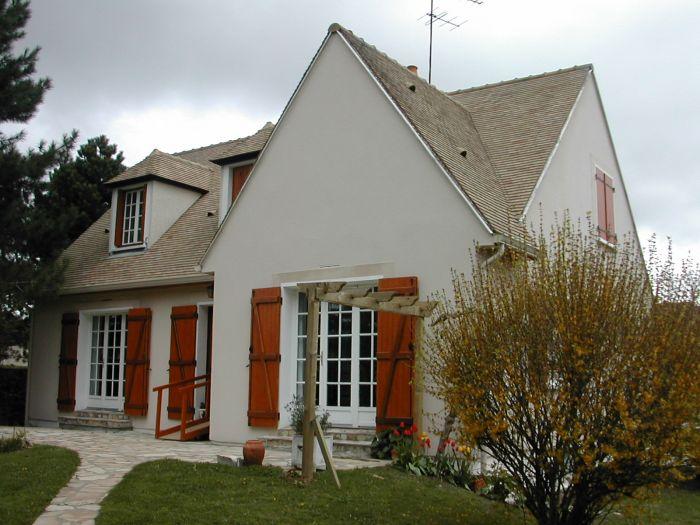 Ravalement de façade Eure et Loir