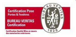 Certification Pose Menuiserie