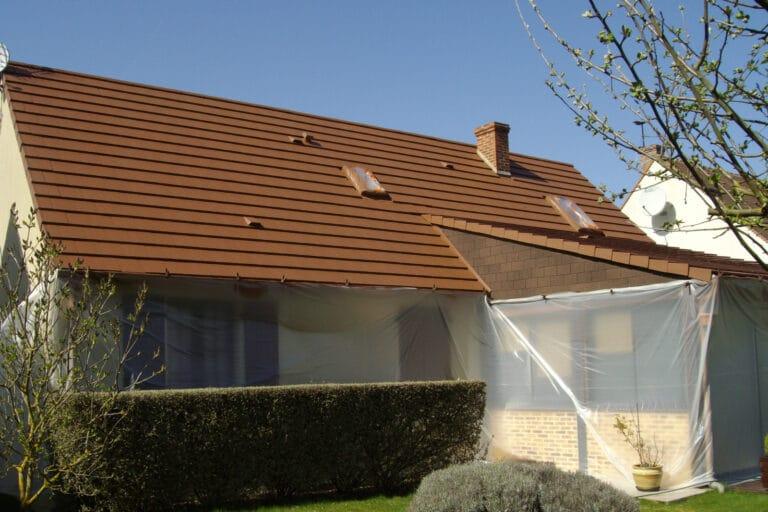 GST Rénovation - Toiture maison traditionnelle