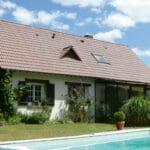 GST Rénovation - Toiture maison piscine