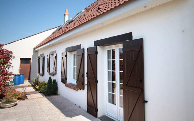 GST Rénovation - Dessous de toit PVC
