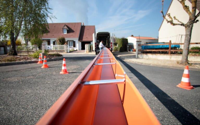 GST Rénovation - Gouttière alu