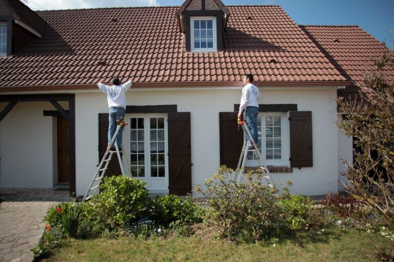 GST Rénovation - Pose de gouttière
