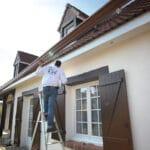 GST Rénovation - Contrôle de la gouttière alu