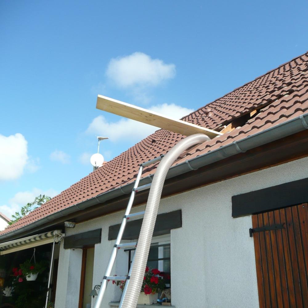 GST Rénovation - Installation des fournitures pour l'isolation des combles