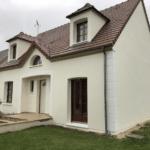 GST Rénovation - Maison après ravalement