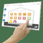 GST Rénovation - Domotique Somfy app