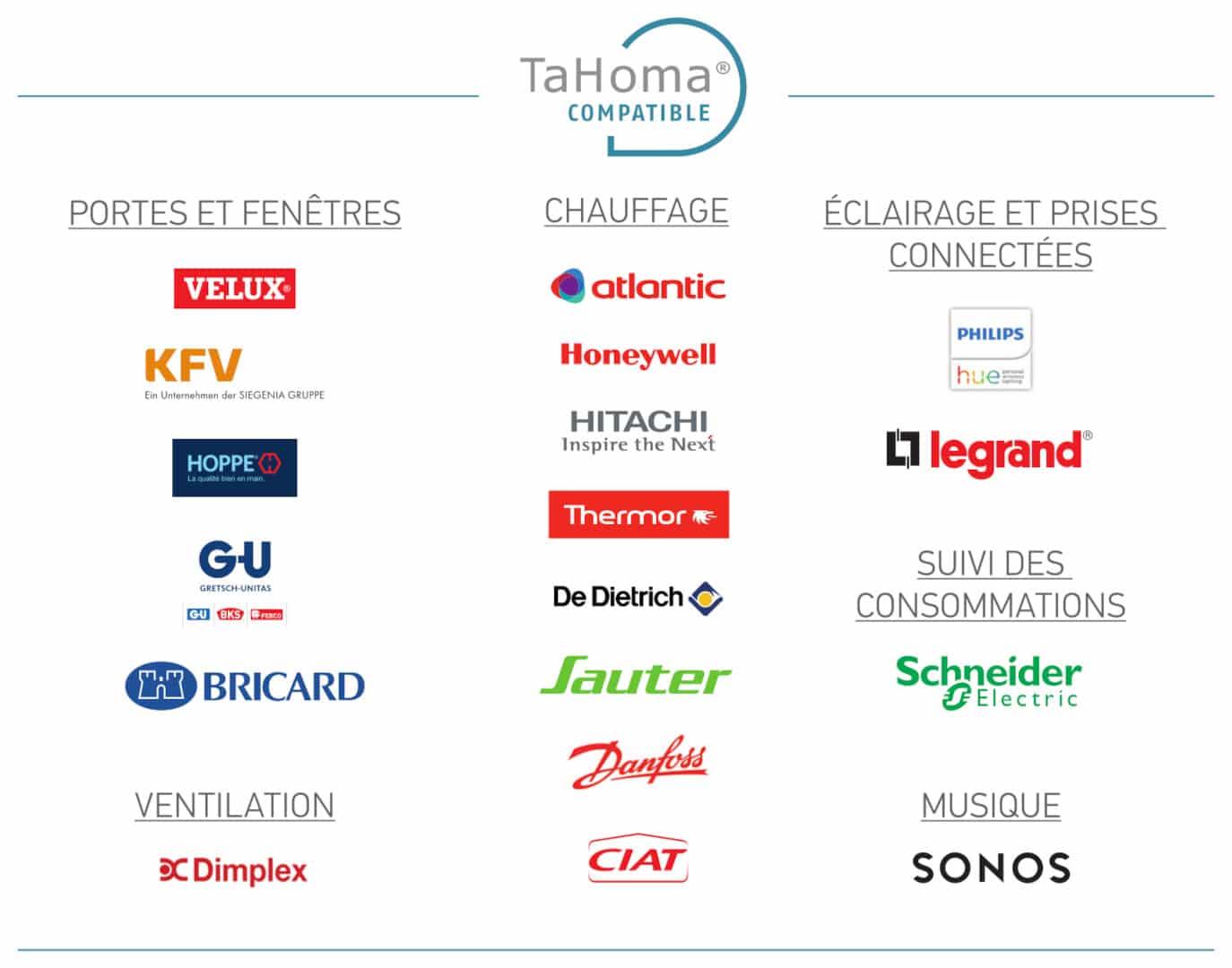 partenaires TaHoma
