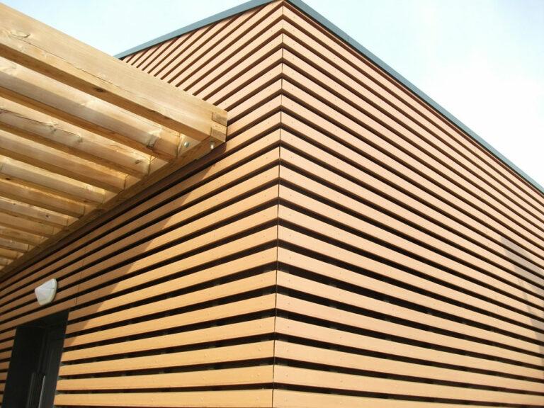 GST Rénovation - Bardage bois