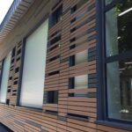 GST Rénovation - Bardage bois design