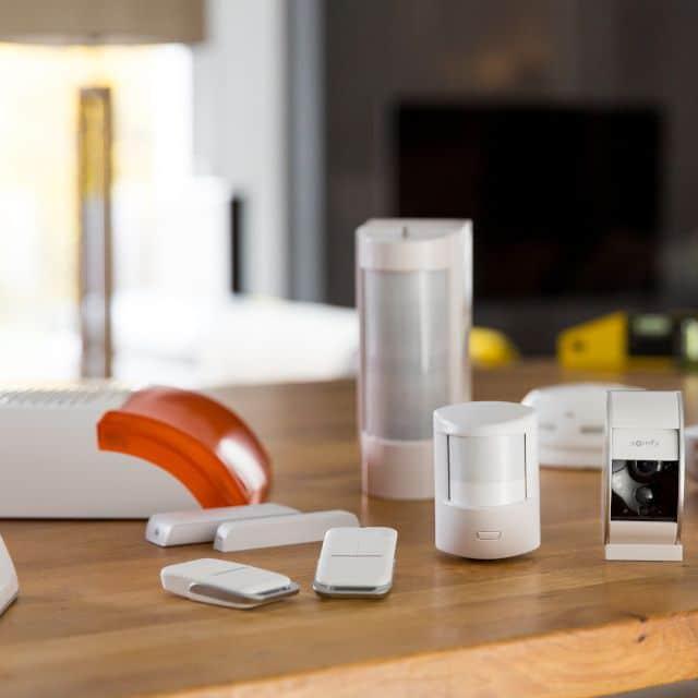 GST Rénovation - Matériel Somfy Home Keeper