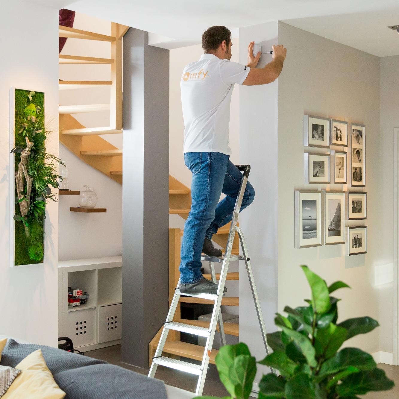 GST Rénovation - Installation alarme