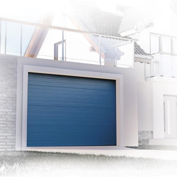 GST Rénovation - Porte de garage ALU simple