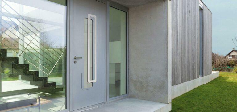 GST Rénovation - Porte d'entrée PVC