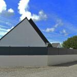 GST Rénovation - Clôture Karmen noir
