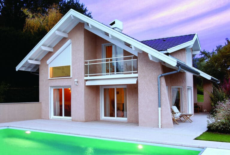 GST Rénovation - Installation volets roulants maison piscine
