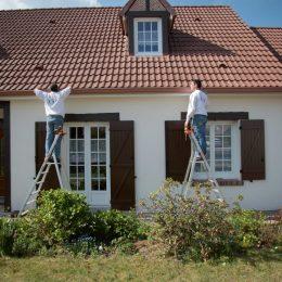 GST Rénovation - Mise en œuvre pose gouttières