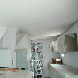 GST Rénovation - Plafond tendu protection