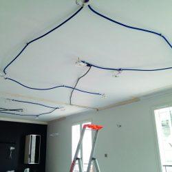 GST Rénovation - installtion plafond tendu